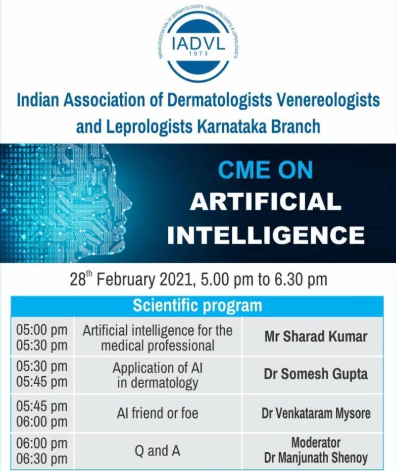 AI in Skin Diseases